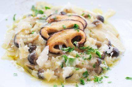 mushroom-risotto-starter