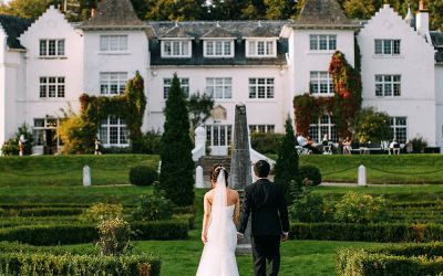 UK's top 3 highest rated wedding venues