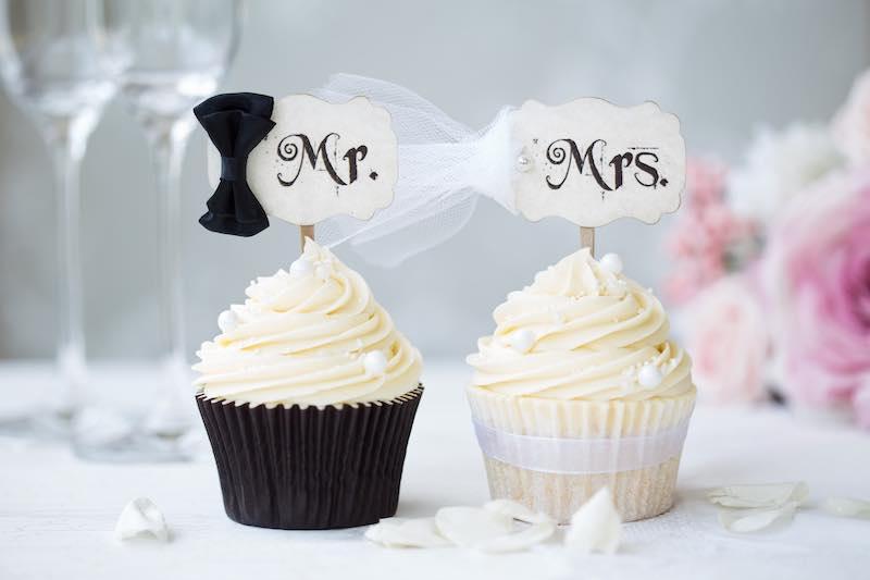 The top wedding food trends
