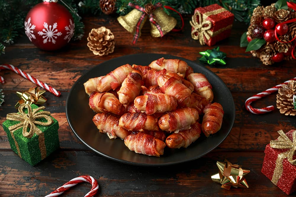 Festive Christmas Buffet Party Food Ideas Arabella Reeve Catering